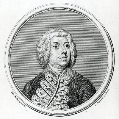 Francesco Bernardi Senesino (1686-1758)-Thomas Hudson-Giclee Print