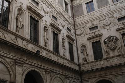 Italy, Rome, Spada's Palace