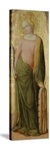 St Catherine of Alexandria, C.1443-1468 by Francesco de' Franceschi