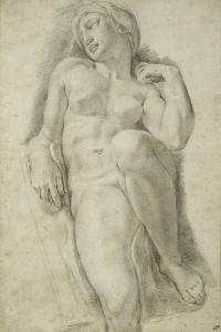 Aurora, after Michelangelo Buonarroti by Francesco De Rossi Salviati Cecchino