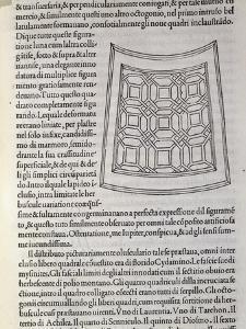 Hypnerotomachia Poliphili, Study for Garden, 1499 by Francesco De Rossi Salviati Cecchino