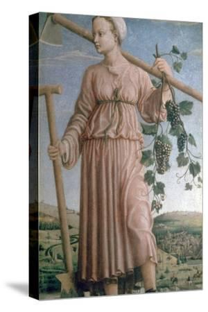 Allegory of Autumn, 15th Century