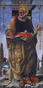 St. Peter, 1473 by Francesco del Cossa
