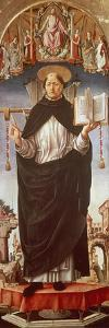 St Vincent Ferrer, 1473-1475 by Francesco del Cossa