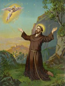 Francesco (Francis) di Assisi Receives the Stigmata