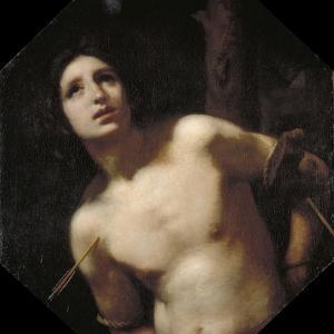 St Sebastian, C1630 by Francesco Furini