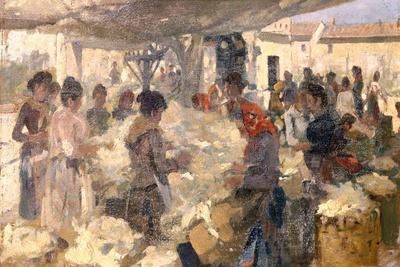 The Wool Seller, 1890