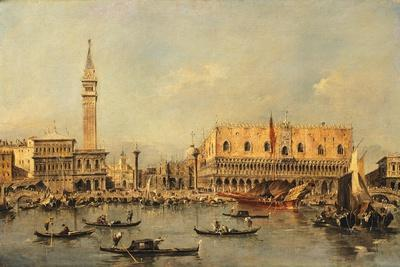Ducale Palace in Venice