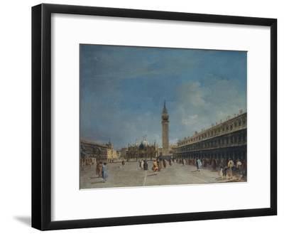 Piazza San Marco, 1760