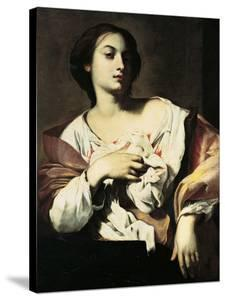 St. Agatha by Francesco Guarino