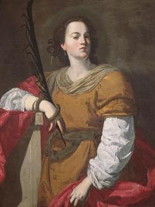 St. Christina the Astonishing, 1637 by Francesco Guarino