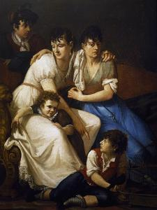 Family Portrait, 1807 by Francesco Hayez
