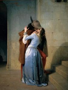 Kiss by Francesco Hayez