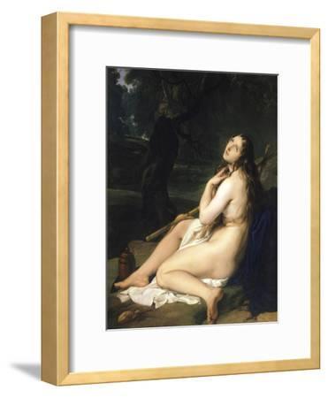 Penitent Saint Mary Magdalene