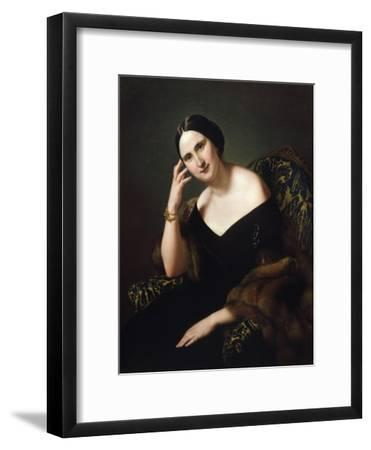 Portrait of Caterina Bonvicini Cardinale