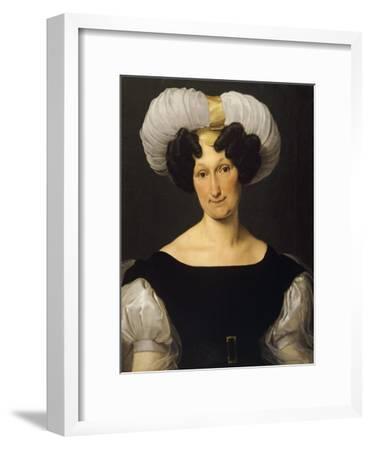 Portrait of Frances Majnoni D'Intignano Dell'Acquafredda