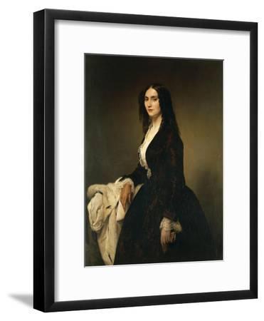 Portrait of Mrs Matilde Juva Branca