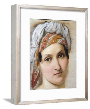 Portrait of Wife Vincenza Scaccia