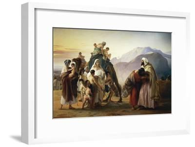 Reconciliation of Esau with Jacob, 1844