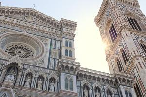 Firenze District, Florence, Firenze, Piazza Duomo, Tuscany, Italy by Francesco Iacobelli