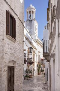Italia, Italy, Apulia, Puglia, Bari district. Locorotondo. by Francesco Iacobelli