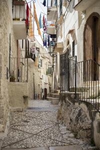 Italy, Italia. Apulia, Puglia, Foggia district. Gargano, Vieste. by Francesco Iacobelli