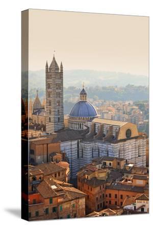 Italy, Tuscany, Siena District. Siena. Siena Cathedral.