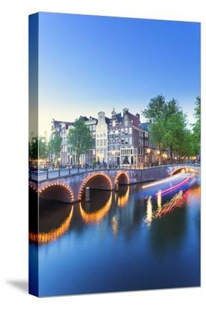 Netherlands, North Holland, Amsterdam. Keizersgracht the Canal