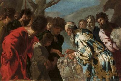 Joseph Sold by His Brothers, C.1657-58