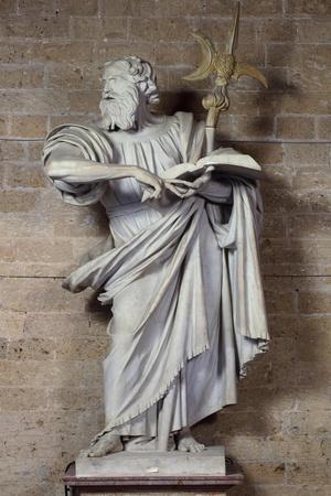 St Thaddeus, Marble Sculpture