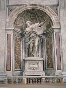 St. Veronica by Francesco Mochi