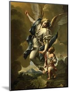 The Guardian Angel by Francesco Paglia