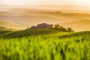 Crete Senesi, Tuscany, Italy. by Francesco Riccardo Iacomino