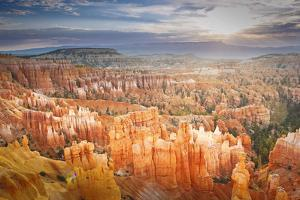 Sunrise at Bryce Canyon National Park, Utah, USA. from Sunset Point by Francesco Riccardo Iacomino