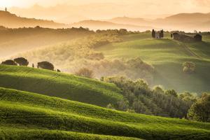 Tuscany, Val d'Orcia. Italy by Francesco Riccardo Iacomino
