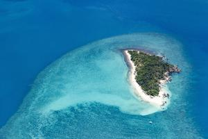 Whitsunday Islands, aerial view. Queensland, Australia by Francesco Riccardo Iacomino