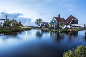 Zaanse Schans, Netherlands, Europe by Francesco Riccardo Iacomino