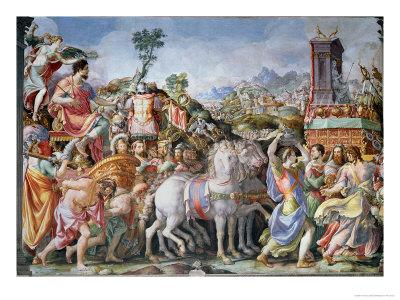 The Triumph of Marcus Furius Camillus