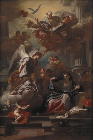 The Annunciation, after 1733