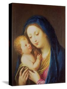 Madonna and Child by Francesco Zuccarelli