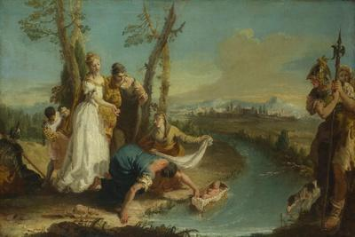 The Finding of Moses, after 1740