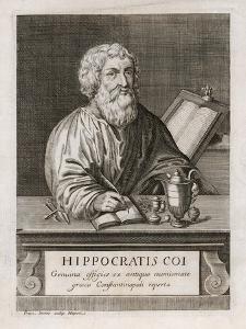 Hippocrates Greek Medical by Franceso Sesone