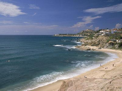 Between Cabo San Lucas and San Jose Del Cabo