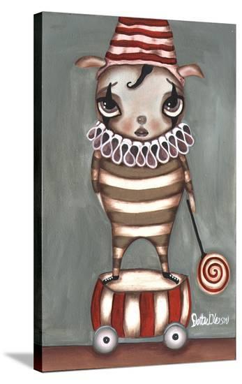 Francios-Dottie Gleason-Stretched Canvas Print