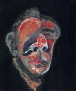 Head no. 2, c.1961 by Francis Bacon