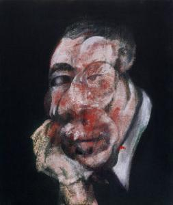 Head no. 3, c.1961 by Francis Bacon