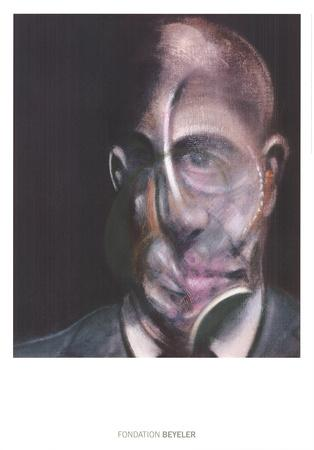 Portrait of Michel Leiris