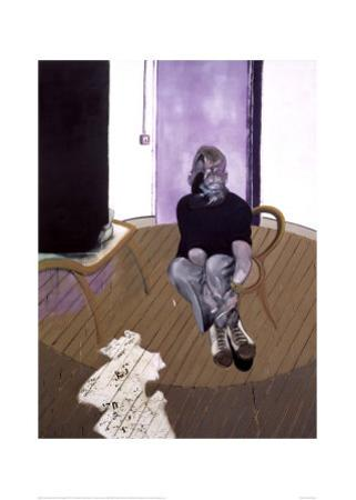 Self Portrait Seated, c.1973