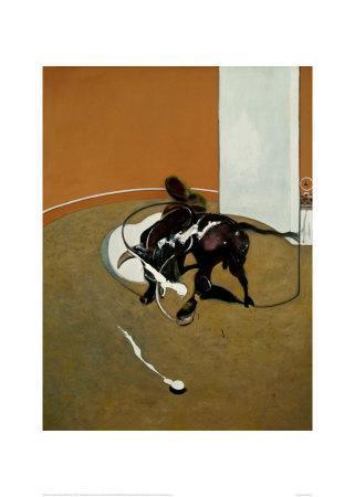 Study for Bullfight no. 1, c.1969