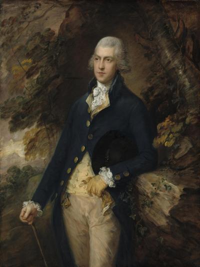 Francis Basset, Lord de Dunstanville, c.1786-Thomas Gainsborough-Giclee Print
